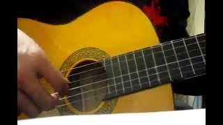 Trong Trái Tim Chúa guitar cover