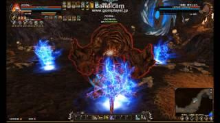 Dragon's Prophet ドラゴンズプロフェット ラクモーン魔窟 ウィザード激戦ソロ
