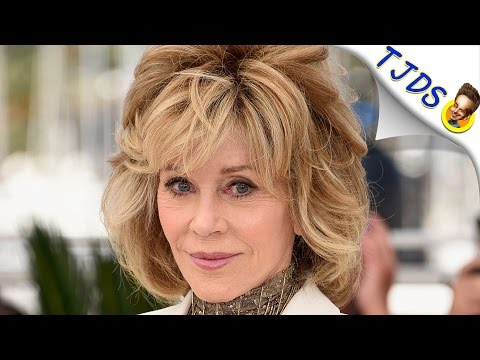 "Jane Fonda Calls Out ""Pretty Faced Neoliberal"" Trudeau"