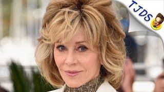 "Jane Fonda Calls Out ""Pretty Faced Neoliberal"" Trudeau"