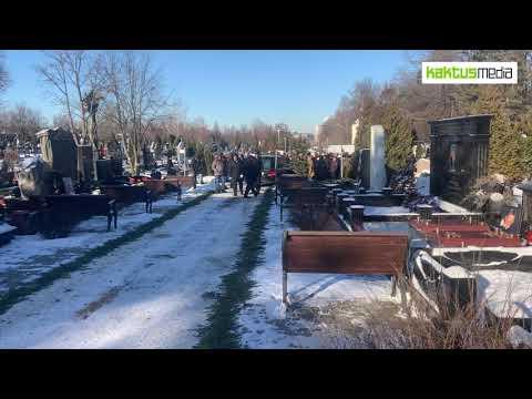 В Москве похоронили сына первого президента Кыргызстана Аскара Акаева - Айдара Акаева