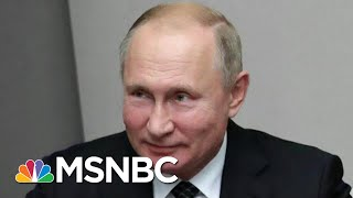 EXCLUSIVE: Russia Media Analysis Hints At Who Vladimir Putin Favors For 2020 | The 11th Hour | MSNBC