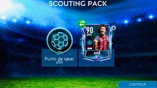 SCOUTING MASTERS IN FIFA MOBILE 19 ! Hidden masters in scouting packs