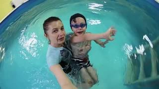 Грудничковое плавание в Пятигорске | Китенок #07