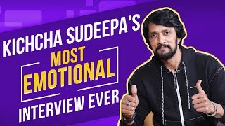 Kichcha Sudeepa's EMOTIONAL chat on his first Housefull, Chiranjeevi & joining politics | Pailwaan