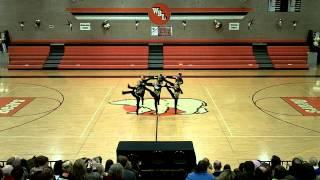 2014 JFK Metro Show - North St Paul Dance Team - Kick