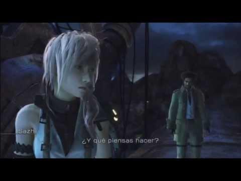Guía Comentada Final Fantasy XIII HD - Parte 12 - Jefe Dreadnought