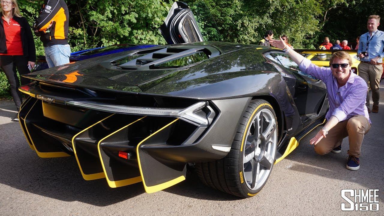 Flat Out In The Lamborghini Centenario Youtube