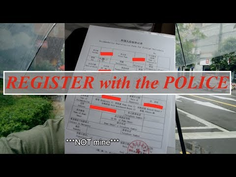 In China, Foreigners MUST Register with the POLICE | Must-Know China Facts | This is China
