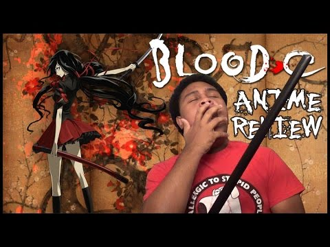 Blood-C Anime Review