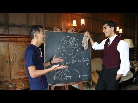 Ramanujan, Math And Movie Stars