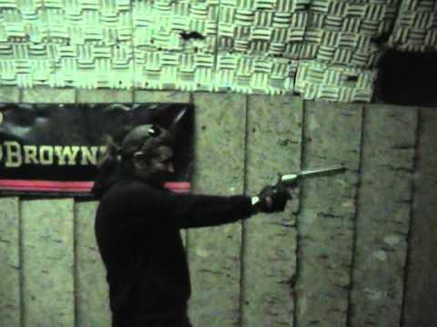 S&W 460 Magnum rapid fire