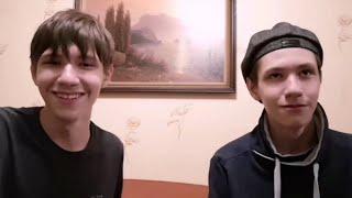 Видео с моим братом