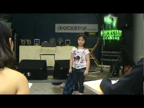 RSA2012-Maile Johnson's Monologue - March 4- Vancouver-Canadian Child Actor-Singer