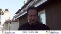 (877) 20-SOLAR Lancaster Solar Installation  Customer Testimonial