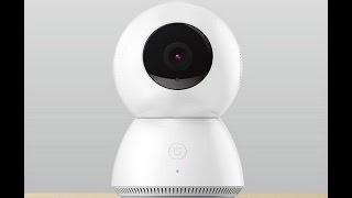 Умная камера наблюдения Xiaomi MiJia Smart Camera Обзор