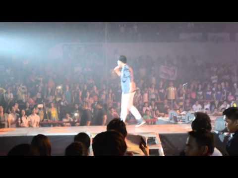 I BELIEVE/ UPTOWN FUNK- Darren Espanto Live in Laguna (08-30-2015)