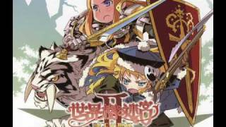 Etrian Odyssey II: Heroes of Lagaard - Music: The First Campaign
