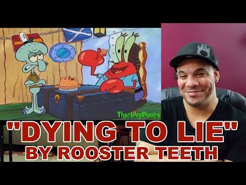My ReAction to Youtube Poop - Dying To Lie