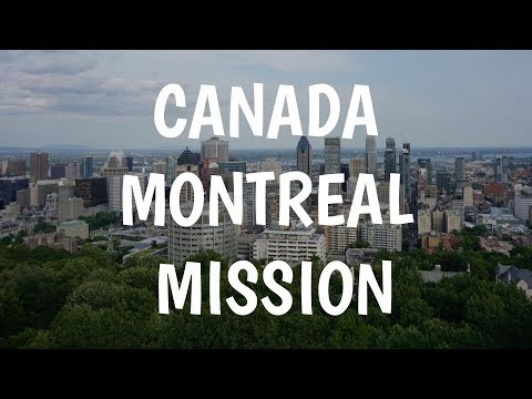 Canada Montreal Mission