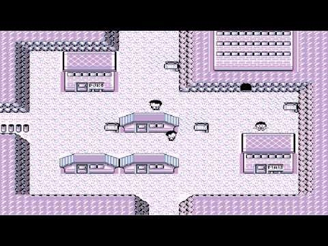 Pokemon R/B/Y - Lavender Town Music EXTENDED
