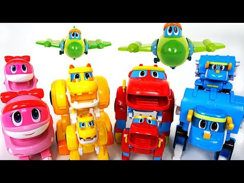 Thumbnail: Dinosaur expedition GoGoDino S3 mini transform dinosaurs! Welcome! - DuDuPopTOY