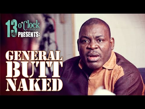 Episode 206 LIVE: General Butt Naked