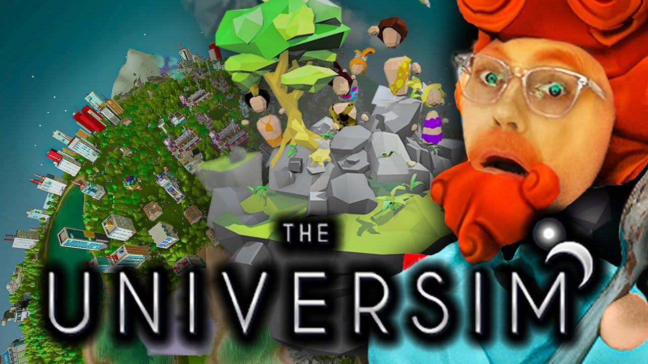 Göttlicher Unfug | The Universim mit Nils