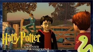 Der Fuchsbau #1 🐍 Harry Potter und die Kammer des Schreckens | Let's Play Xbox