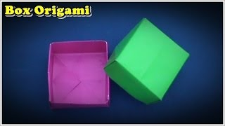 Origami Easy | How To Make Box Origami Easy