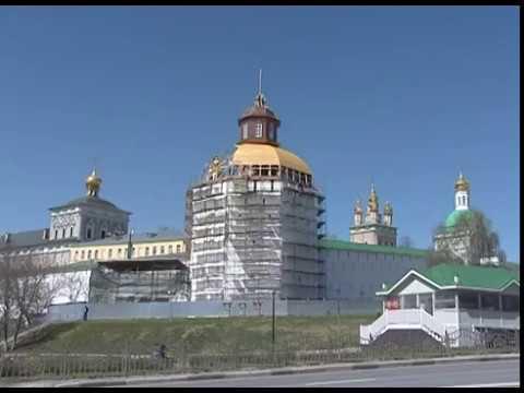 На фото Пятницкая башня меняет свой внешний вид изображение