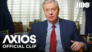 Axios On HBO: Senator Lindsey Graham on Trump's Role in the Republican Party (Clip) | HBO
