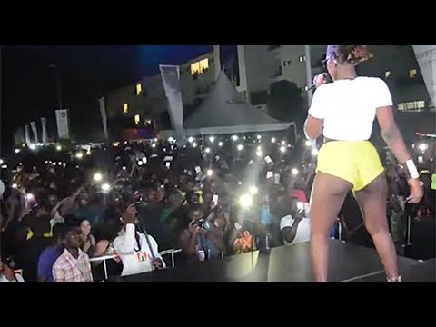 Ebony - Performance at Now Here Cool concert