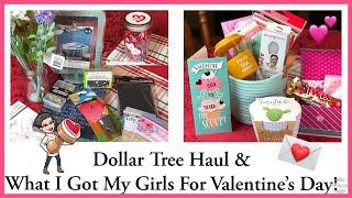 Dollar Tree Haul | February 12, 2019 | Valentine's Day Gift Ideas For Teen Girls 💖