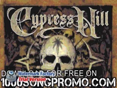 cypress hill - Get Out Of My Head - Skull & Bones