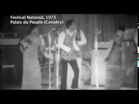 demba camara et bembeya jazz rare video