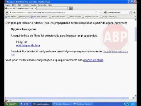 Internet Explorer - Como tirar Propagandas Indesejaveis