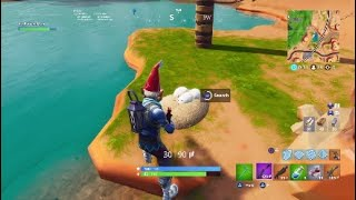 Search Waterslide Goose Nests Locations - 14 Days of Fortnite Challenges