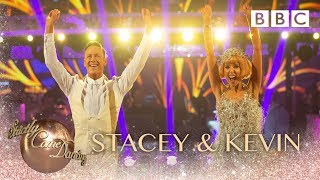 Stacey Dooley & Kevin Clifton Charleston to