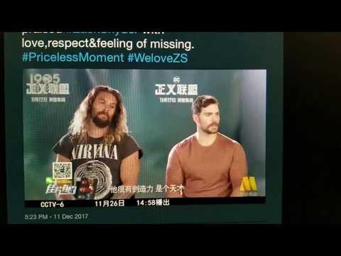 Justice League Cast Talks About Zack Snyder
