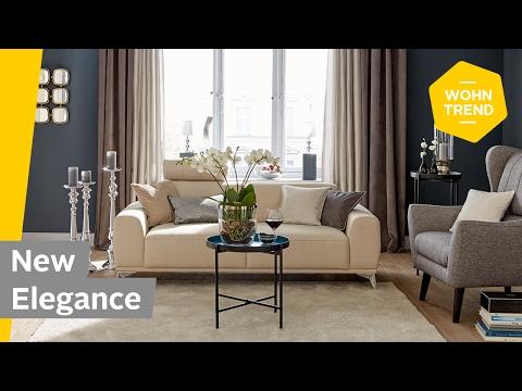 Modern & elegant einrichten: Deko-Tipps für euer Wohnzimmer | Roombeez – powered by OTTO