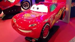 Cars 2 McQueen سيارة اطفال كبيرة كارز 2013