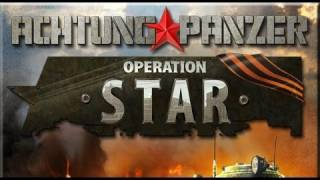 Let's Kinda Play Achtung Panzer: Operation Star - 1 (For Ze Mozaland, Snow Lasers)