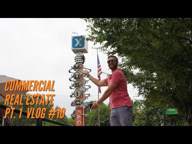 Commercial Real Estate ft. Scott Fuller | VLOG #10