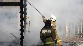 Как работает пожарная часть