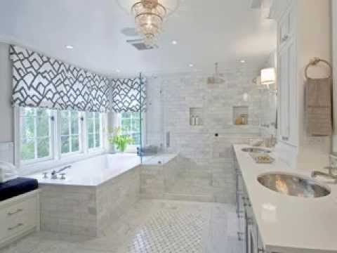 Bathroom window covering ideas