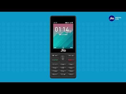 JioCare - How to Make Video Calls on JioPhone (Tamil)| Reliance Jio