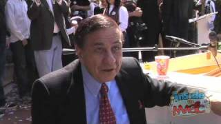 Short Interview with Disney songwriter Richard Sherman at Disneyland