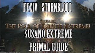 FFXIV Stormblood: Susano Extreme Primal Guide