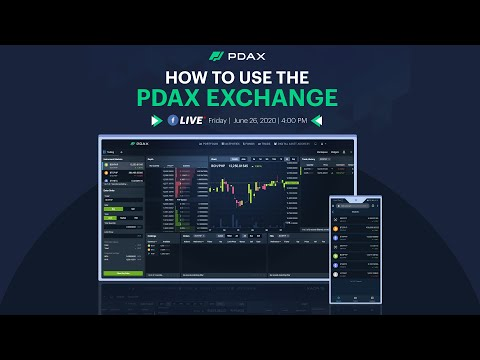 How To Trade Crypto Using PDAX - An Official Walkthrough Guide